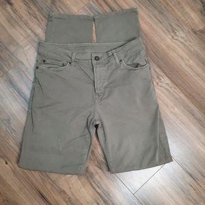 American Eagle Extreme Flex Mens Tan Khaki Pants